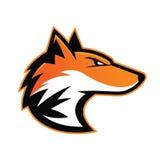 Талисман головы Fox бесплатная иллюстрация