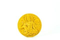 Талисман монаха тайские и талисман талисманов Стоковое Изображение
