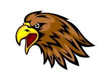 Талисман орла Стоковые Изображения RF