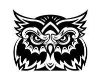 Талисман сыча Стоковая Фотография RF