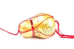 Талисман сделанный из калебаса Стоковые Фото
