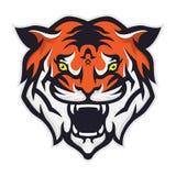 Талисман тигра головной Стоковые Фотографии RF