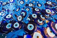 Талисман дурного глаза Стоковое фото RF