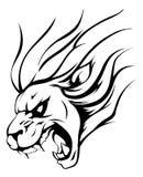 Талисман льва бесплатная иллюстрация