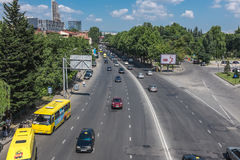 Тбилиси Georgia Восточная Европа Стоковые Изображения RF