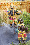 твари тайские Стоковые Фото