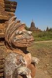 Тварь Bagan Стоковая Фотография