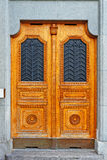 Твердая дверь стоковое фото