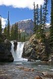 твиновский водопад Стоковая Фотография
