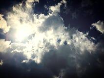 Творение бога Стоковое Фото