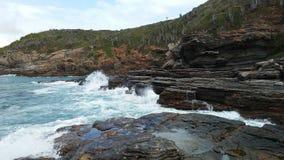 Творение моря Стоковая Фотография