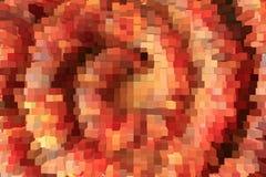 Творческая абстрактная коричневая текстура Стоковое фото RF