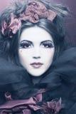 Творческая дама. Стоковые Фотографии RF