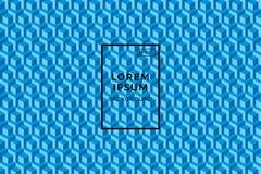 Творческая геометрическая предпосылка обоев стоковые фотографии rf