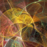 творческая динамически иллюстрация Стоковая Фотография RF