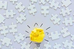 Творческая идея для ECO за исключением концепции энергии, нововведения силы зеленого и концепции дела успешной Бумажный дизайн ла стоковое фото