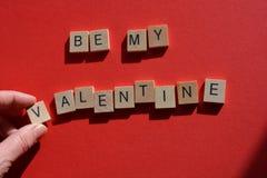Творческая концепция: День Валентайн, любовь и роман стоковые фото