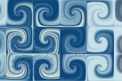 Творческая стилизованная картина предпосылки Стоковое Изображение