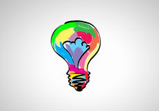 творческие идеи Стоковое Фото