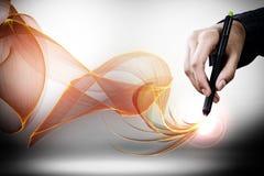 творческие идеи Стоковое Изображение