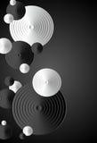 Творческие круги Стоковая Фотография RF