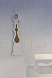 Творческие украшения предпосылки во время недели моды Galia Lahav Bridal представление 2017 скачут/лета Стоковые Фото