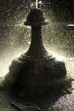 творческие фото фонтана Стоковое Изображение RF