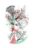 Творческий абстрактный дизайн Стоковое Фото