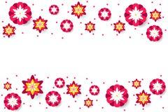 Творческий дизайн плаката, знамени или рогульки продажи Стоковые Фотографии RF