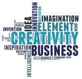 Творческий думать Стоковые Изображения RF