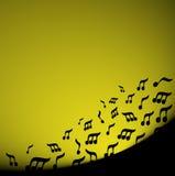 творческий звук Стоковое Фото