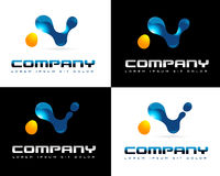 творческий логос Стоковое фото RF