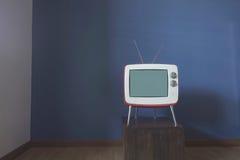 ТВ в комнате Стоковые Фотографии RF