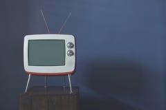 ТВ в комнате Стоковое Фото