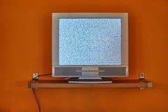 ТВ отсутствие сигнала стоковое фото rf