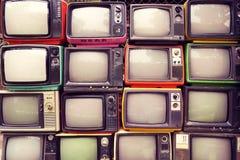 ТВ телевидения Стоковые Фото