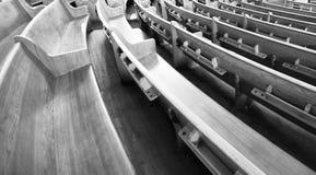 театральные ложа церков стоковые изображения rf