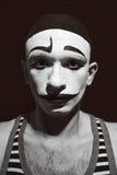 Театральный актер стоковые изображения rf