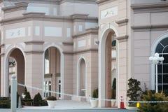 Театр визирования & звука - PA США Ланкастера стоковое изображение rf