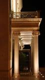 театр входа Стоковая Фотография
