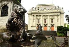 Театр города Bern известный в городе как Stadttheater Bern Konzer Стоковая Фотография RF