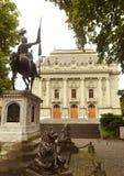 Театр города Bern известный в городе как Stadttheater Bern Konzer Стоковое Фото