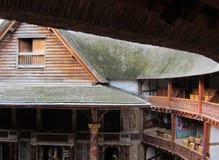 Театр глобуса Шекспир Стоковая Фотография