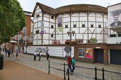 Театр глобуса стоковая фотография
