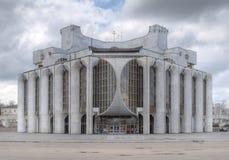 Театр драмы Новгород академичный стоковое изображение