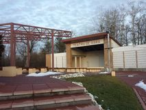 Театр лета Стоковое Фото