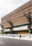 Театр искусства Москвы академичный названный после m gorky стоковые фотографии rf