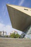 Театр кино рассвета Стоковое фото RF