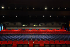 Театр, кино стоковое фото