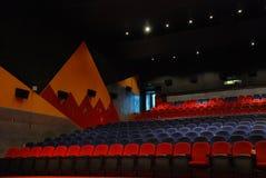 Театр, кино стоковое изображение